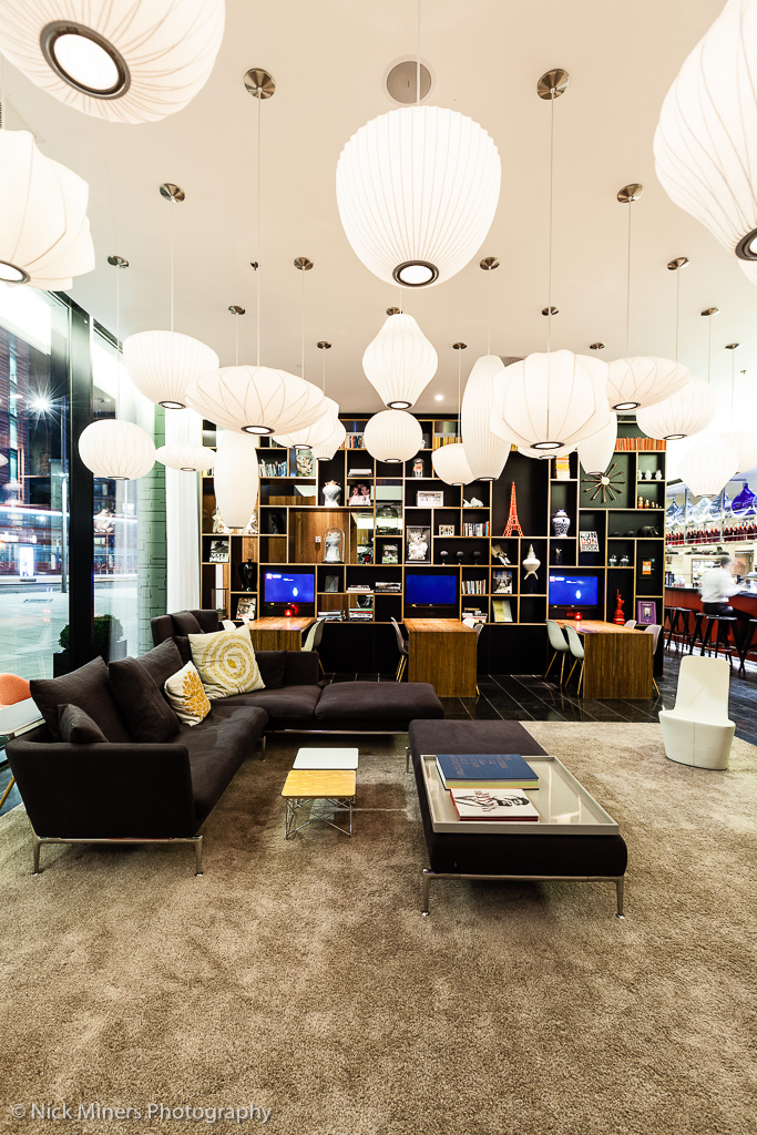 CitizenM | Nick Miners Photography