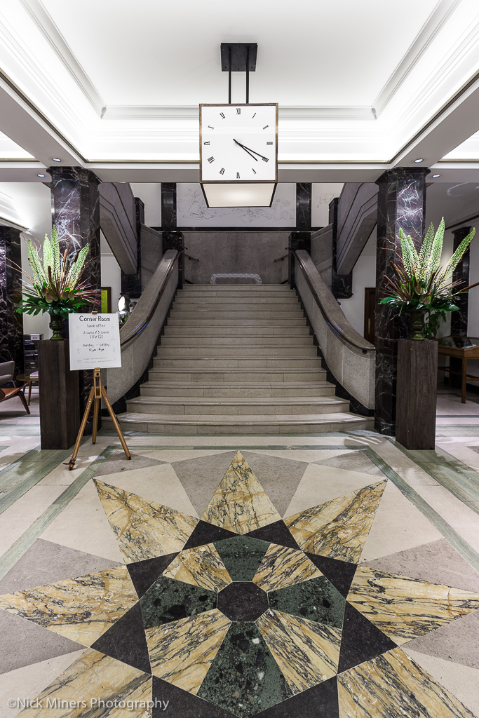 Some more impressive hotel lobbies nick miners photography for Cubic hotel london
