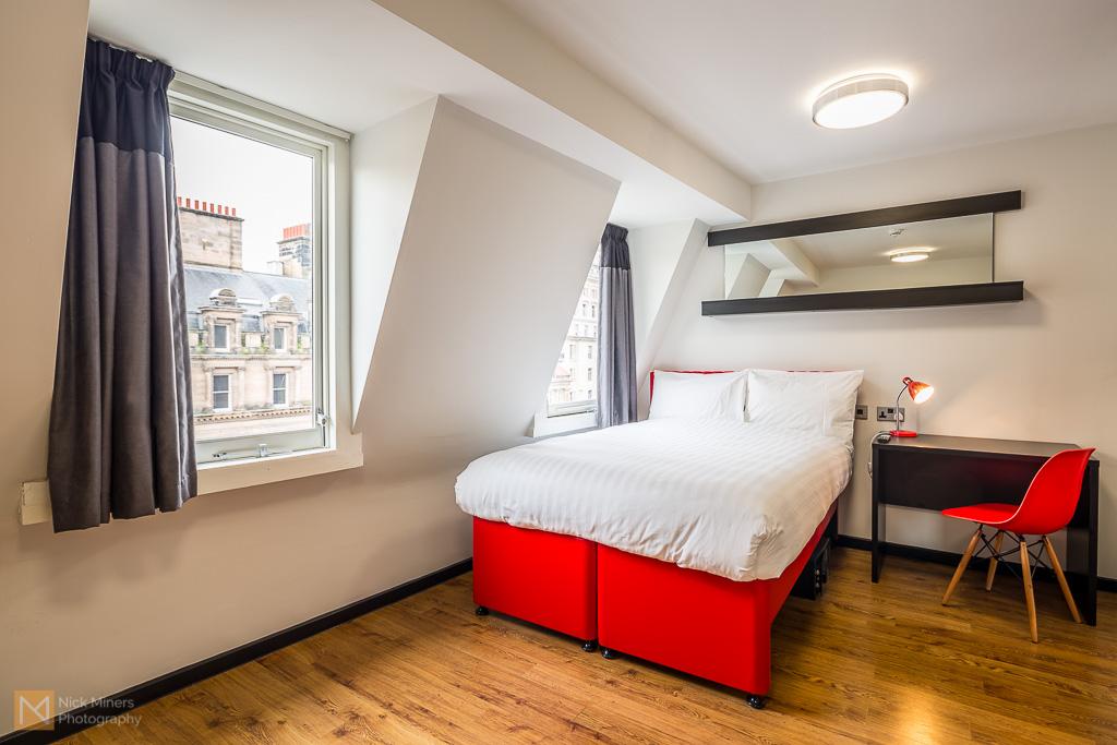 Tune Hotel Double Room