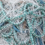 Rope at the docks in Calais