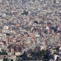 The city of Barcelona (detail)