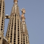 The church of Sagrada Familia, Barcelona