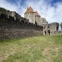 Carcasonne, south west France