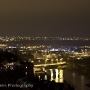 Bristol from the Clifton Suspension Bridge