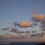 Evening clouds over St Ives