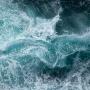 Churning ocean at Eshaness